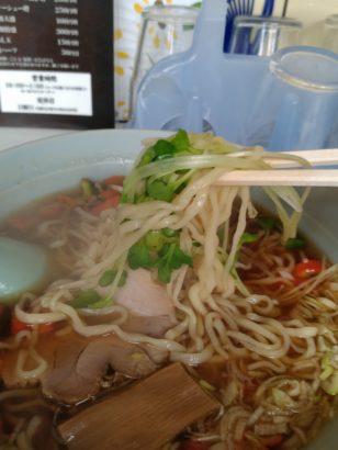 麺者侍 麺とスープ