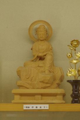 世界乗り物博物館 四国三十三観音の仏像