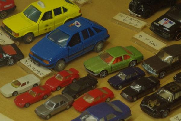 世界乗り物博物館 世界のミニカー