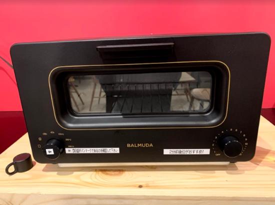 トースター バルミューダ