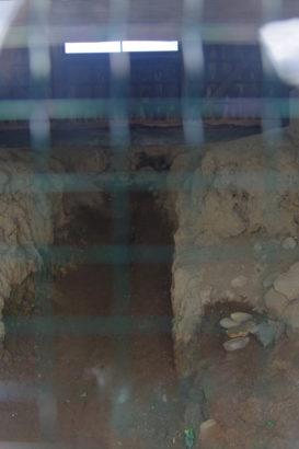 土師神社 窯