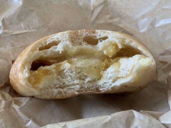 福ベーグル 安納芋のクリームチーズ