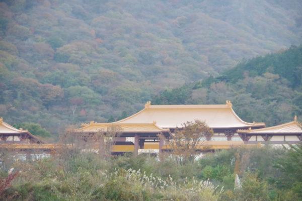佛光山法水寺 大規模の台湾系寺院