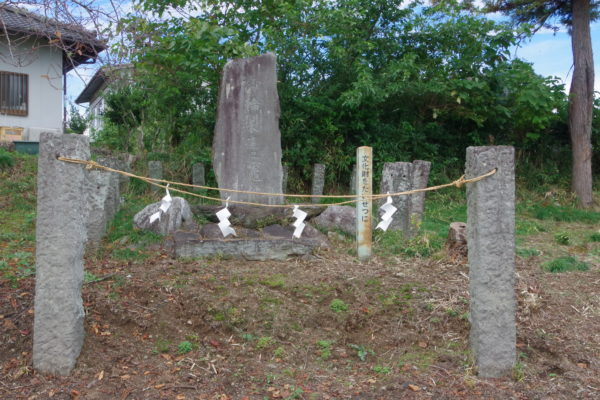 土師神社 埴輪製造窯跡