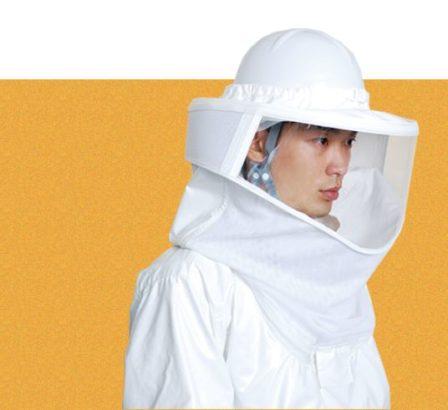 防護服 ハチ