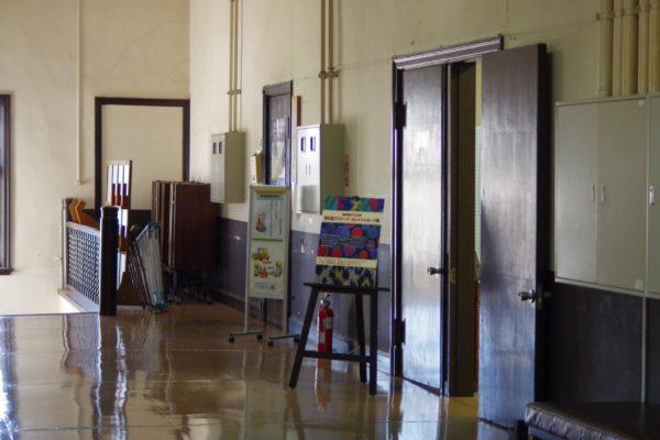 桐生織物記念館 展示室