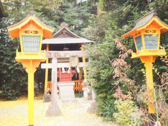 長良神社 織姫神社