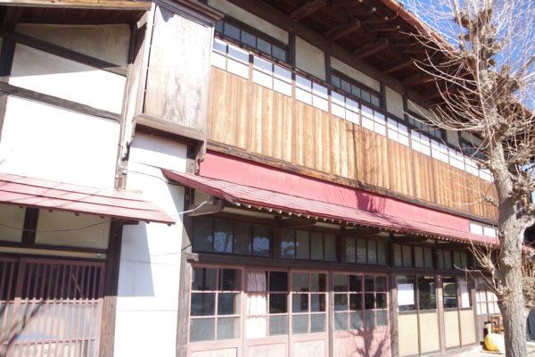 旧本間酒造 店舗兼母屋外観2