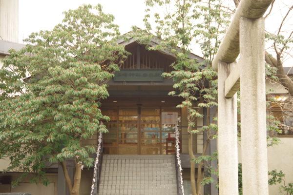 高崎神社 外観2