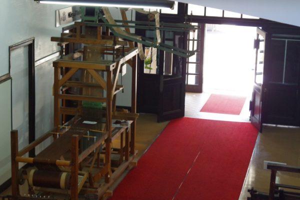桐生織物記念館 エントランス