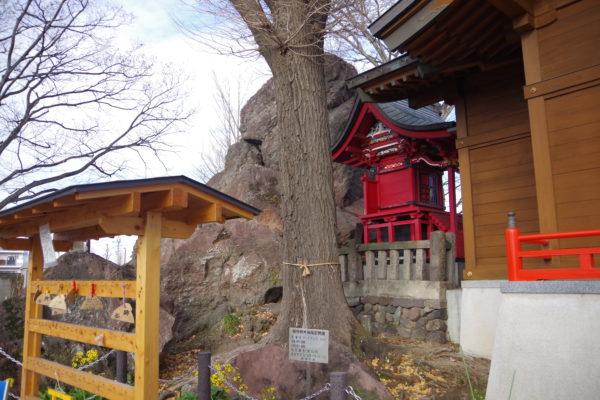 岩神稲荷神社 外観
