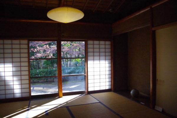 旧井上房一郎邸 和室1