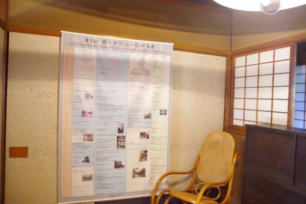 旧井上房一郎邸 プレイベートスペース1