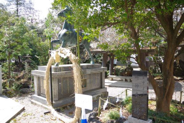 進雄神社 茅の輪
