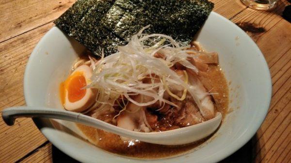 高崎のおすすめラーメン 周麺の環七ラーメン