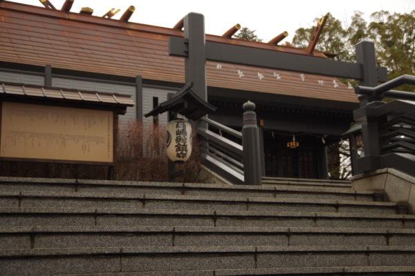 高崎神社 境内