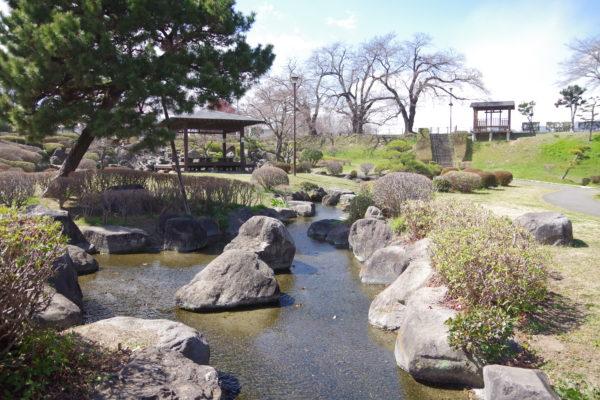 三ツ寺公園 日本庭園3