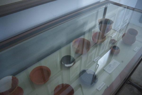 牛伏山自然公園 郷土資料展示室2
