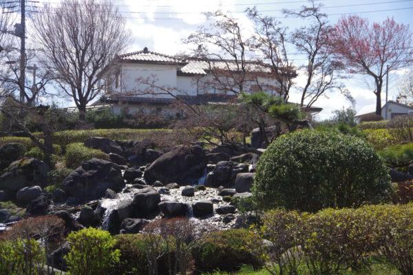 三ツ寺公園 日本庭園1