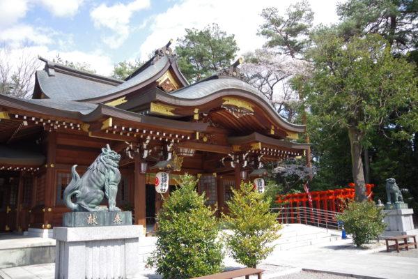 進雄神社 本殿3