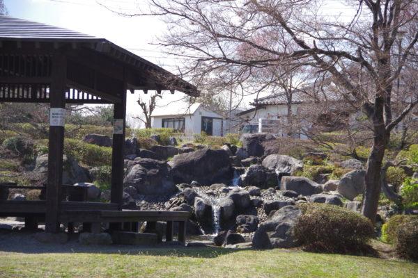 三ツ寺公園 日本庭園2
