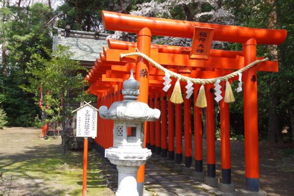 進雄神社 稲荷社