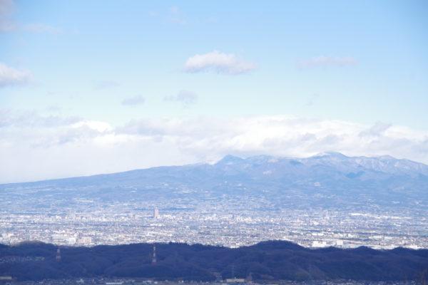 牛伏山自然公園 展望台からの景色2