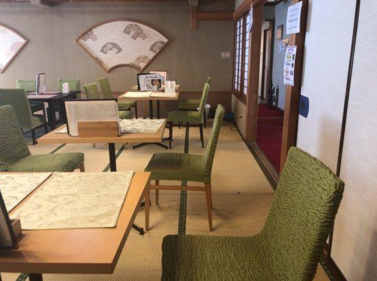 和カフェことほぎ 店内座席
