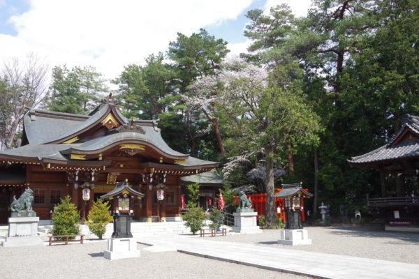 進雄神社 本殿2