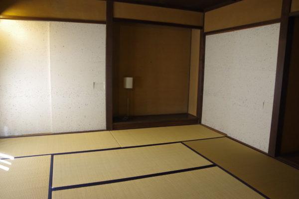 旧井上房一郎邸 和室2