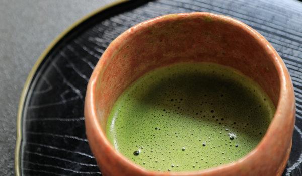 和カフェことほぎ 抹茶