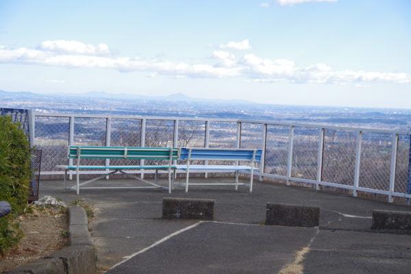 牛伏山自然公園 駐車場