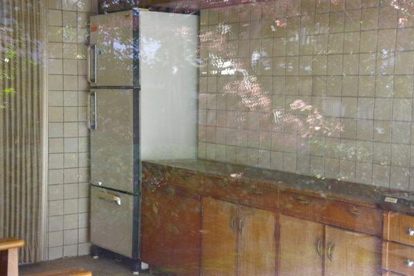 旧井上房一郎邸 台所