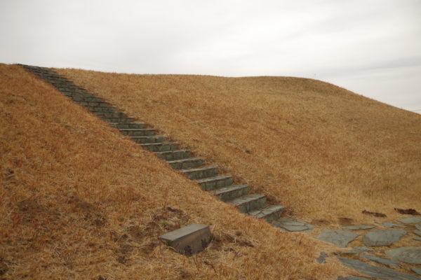 観音山古墳 全長97メートル