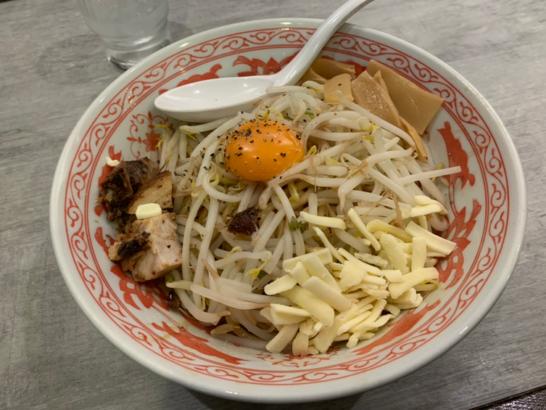 高崎のおすすめラーメン 麺処湊の生つけ麺