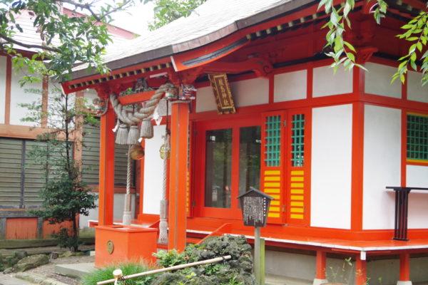 冠稲荷神社 神社