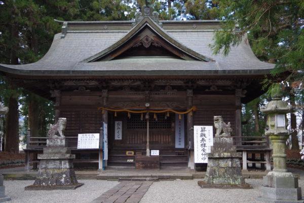吾妻神社 神社