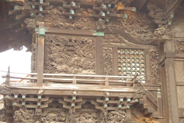 伊勢崎神社 本殿