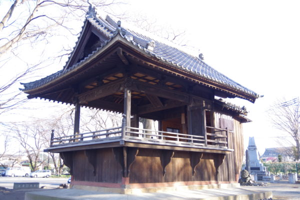富士浅間神社 神楽殿