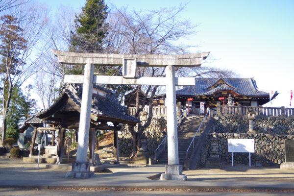 富士浅間神社 一の鳥居