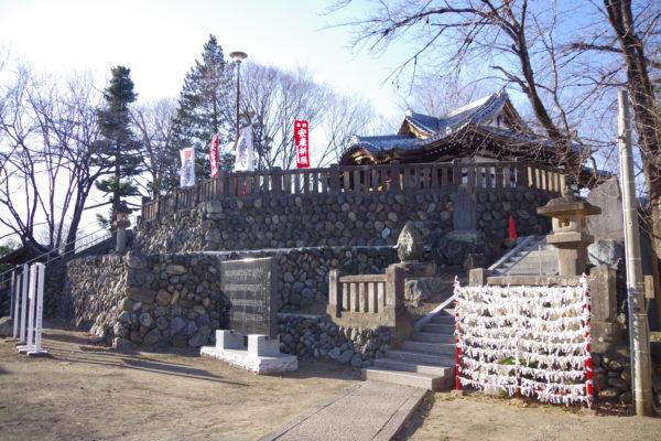 富士浅間神社 外観2
