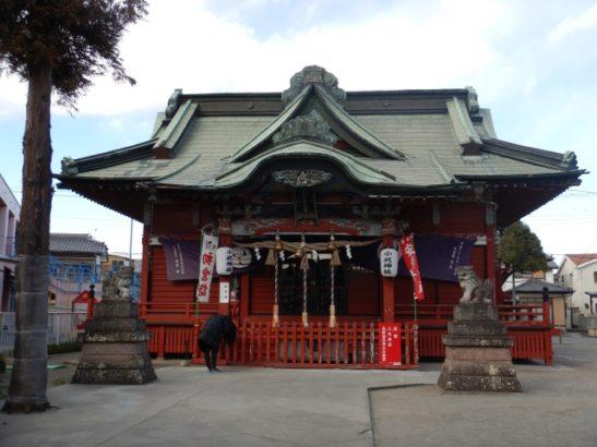 小祝神社 神社