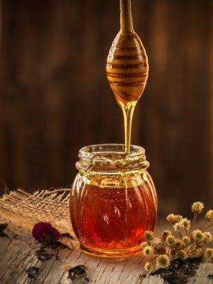 ハチミツ 栄養価
