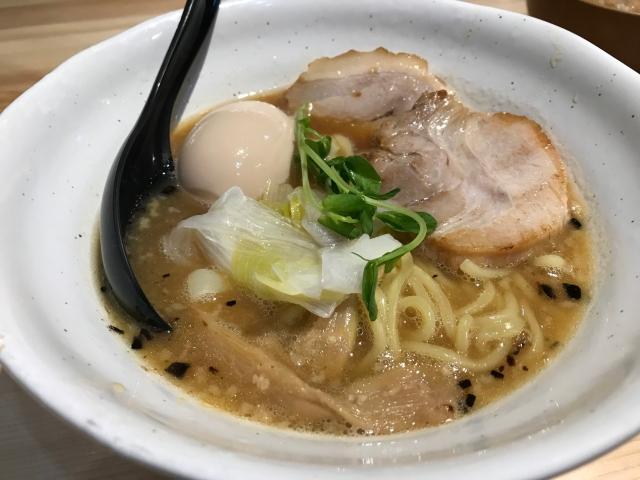 大大坊 特製上州山賊麺