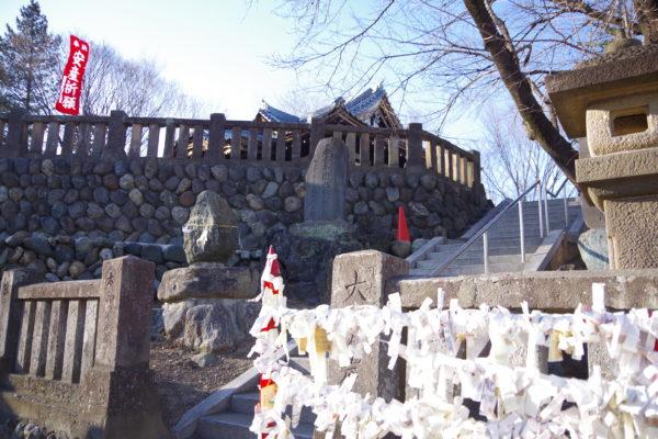 富士浅間神社 階段