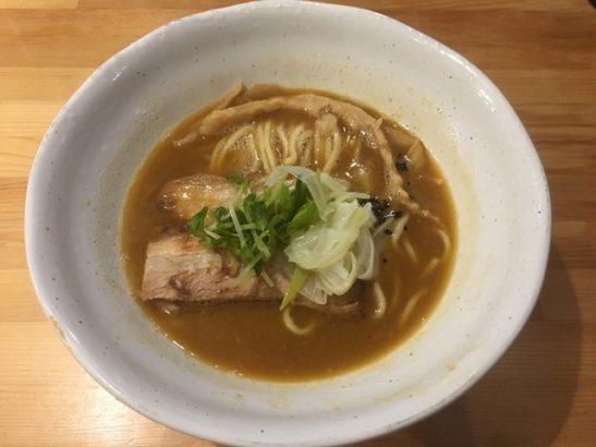 大大坊 州山賊麺