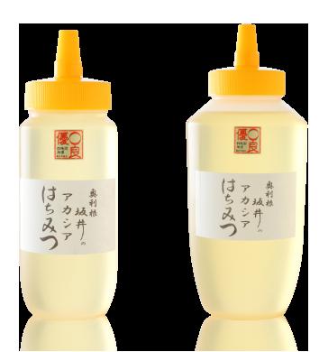 坂井養蜂場 ハチミツ