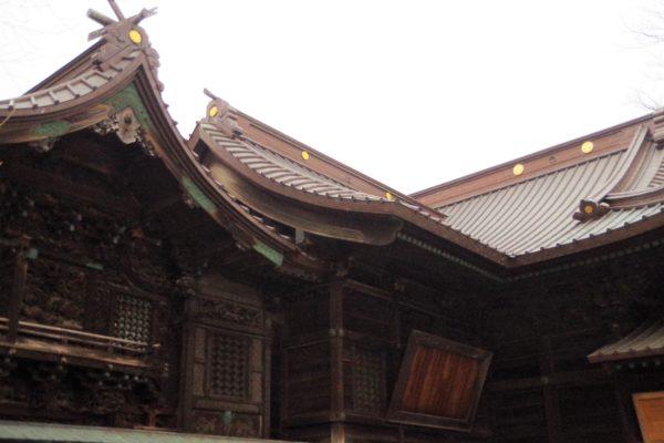 伊勢崎神社 1935年