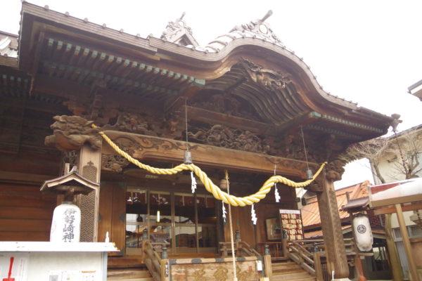伊勢崎神社 中島飛行機