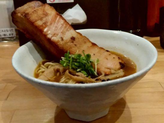 大大坊 極厚肉山賊麺